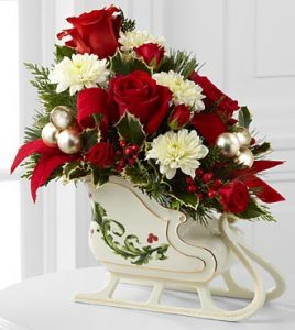 flowers-by-ann-personally-yours-christmas-sleigh-59-99