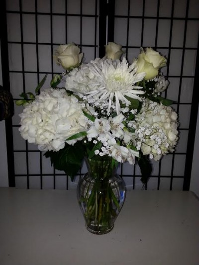 Flowers by Ann, Personally Yours - White Elegance $89.95 - $189.95