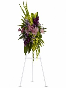 Sympathy - Garden Display Starting @ $234.95