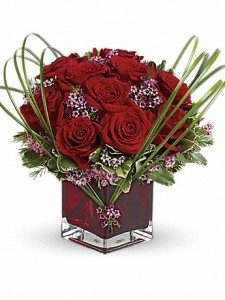 Valentine - Rose Cube $69.95 - $89.95